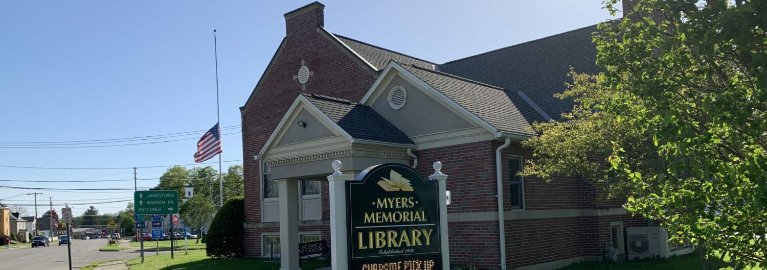 MYERS MEMORIAL LIBRARY